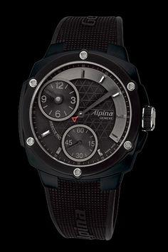 Extreme Regulator - 48mm - AL-650LG5FBAE6ORT - Alpina Watches