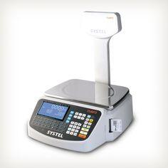 Balanza Electrónica Cuora de Systel S.A., distinguido con el Sello de Buen Diseño 2013.
