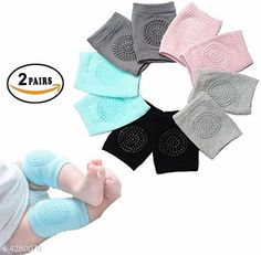 Checkout this latest product Product Name: *Trendy Soft Cotton BabyKnee Pads (Pack Of 2)* Material: Soft Cotton Size: (L X W X B) -  19.6 x 10.8 x 7.1 cm\ Color: Multi Color Description: It Has 2 Pairs Of Baby Knee Safety Pads Pattern: Solid Country of Origin: India Easy Returns Available In Case Of Any Issue   Catalog Rating: ★4.2 (686)  Catalog Name: Doodle Trendy Soft Cotton Baby Care Combo Vol 1 CatalogID_613105 C84-SC1281 Code: 212-4280070-804