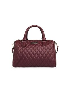 Buy Mango Quilted Bowling Handbag (Maroon) online at Lazada Malaysia. Discount prices and promotional sale on all Top-Handle Bags. Free Shipping.