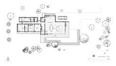 Yokouchi Residence,Site Plan
