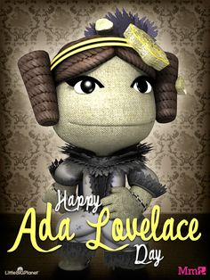 It's Ada Lovelace Day so allow us to share some knowledge with you. Here's a brief history of Ada Lovelace and her EXTREME RADNESS. Ada Lovelace, Female Of The Species, Alan Turing, First Humans, Computer Programming, Small Groups, Teddy Bear, Art Prints, History