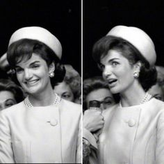 Jackie accompanied JFK to Paris, Vienna, and London in June 1961, their first state visit. JFK's administration realized in Paris, their first stop, that Jackie was the unexpected asset. She could speak to DeGaulle in fluent, flawless French, about French history. In Vienna, when JFK had a disastrous meeting with Kruschev, Jackie was able to charm him. After returning home, Jackie received a puppy of Strekla's, the dog Russia sent to space. The puppy arrived terrified and shaking.