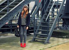 Red Suede Shoes 3 - brunetteblogging.com
