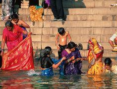 India, donde el río te lleve #viajes #destinos #maravilla