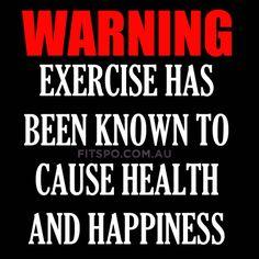 WARNING! #fitness #inspiration