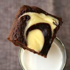 Cheesecake + brownie = ??