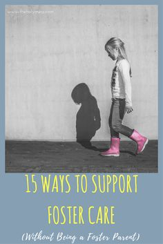 15 Ways to Support F