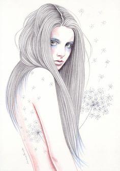 http://andreahrnjak.tumblr.com/post/75588052531/dandelion-daze