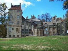 Panoramio - Photo of Fonthill Castle PA