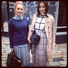 Zara & H&m ere day, Prep school girls,Mac cosy and black leather fanatics