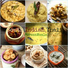 Cooking With Siri | Recipes, Reviews and Reflections.: Celebrating Food Day 2015 | Top 10 #GreenMeal Recipes ~ A Virtual South Indian Thali