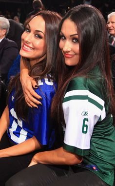 12 Things You Probably Didn't Know About the WWE Divas Nikki and Brie Bella on Total Divas | E! Online Mobile