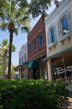 historic Fernandina beach... I've been there but my favorite place EVER