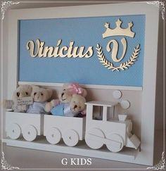 Baby Shawer, Bebe Baby, Baby Kit, Diy Baby, Baby Nursery Decor, Baby Bedroom, Baby Boy Rooms, Box Frame Art, Box Frames