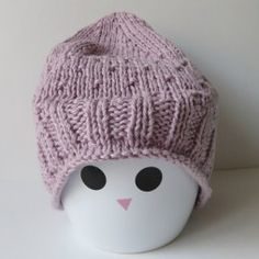 5bf42844bddb bonnet-de-lou Bonnet Tricot, Bonnet Echarpe, Couture Tricot, Chapeaux D
