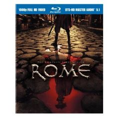 Rome: The Complete First Season [Blu-ray] for $16.99 (reg. 59.97$)