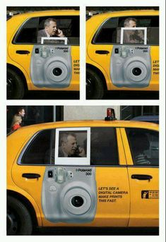 A good transportation advertising on taxi! :D How i wish to see it on street!!!