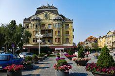 All sizes   Timisoara: Piata Victoriei, Palatul Löffler   Flickr - Photo Sharing!
