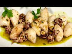 Chipirones en salsa verde | Cocina