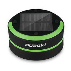 Fuente de energía renovable Suaoki, como una empresa de electrónica de consumo que siempre está buscando la combinación perfecta de las nuevas tecnologías y fuentes de energía renovable, que presenta nuestra linterna de camping ecológico, que... http://comprarlinternaled.com/camping/suaoki-mini-linterna-camping-led-solar-plegable-y-impermeable-recargable-con-luz-solar-y-usb-acampada-tienda-de-campana-verde/