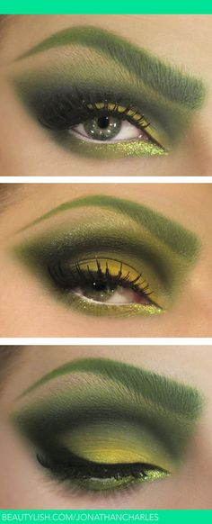 Green Queen | Jonathan C.'s (jonathancharles) Photo | Beautylish