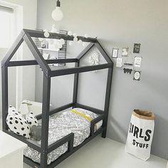 Little Dreamers bedhuisje SEM Diy Toddler Bed, Toddler Rooms, Baby Boy Rooms, Creative Kids Rooms, Kid Beds, Kids House, Girl Room, Interior Design Living Room, Kids Bedroom