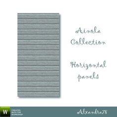 Alxandra78's Ainola Wall Horizontal Panels Center