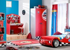Boys Bedroom Ideas Cars boy toddler beds | 20 car shaped beds for cool boys room designs