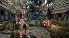 The website for Nordic Games and Piranha Bytes new game ELEX is up!