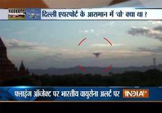 + - A Força Aérea Indiana e as agências de segurança do Aeroporto Internacional Indira Gandhi (IGI), em Nova Deli, foram colocadas em alerta de ameaça aérea após vários relatos de que OVNIs estavas voando próximos do aeroporto internacional Os avistamentos alarmaram as autoridades e deram início a rumores de uma atividade de vigilância alienígena …