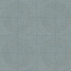 """Jewel Box Orbit 27' x 27"""" Geometric Distressed Wallpaper   Wayfair"""