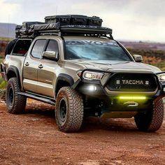Overland Tacoma, Overland Gear, Overland Truck, Expedition Truck, 2017 Toyota Tacoma, Toyota Hilux, Toyota Tundra, Suv Trucks, Toyota Trucks