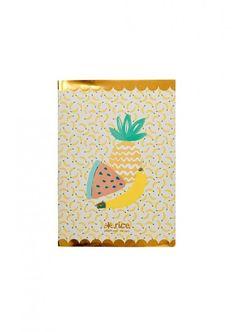Notizbuch Tutti Frutti