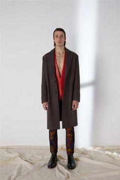 Maison Margiela Fall Winter 2017 Menswear Presentation