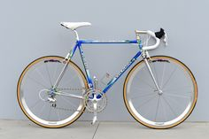Colnago master - not this colour but love those wheels