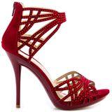Shoe Republic's Multi-Color Pocket - Orange for 54.99 direct from heels.com