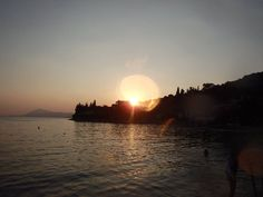 Skaloma beach, Nafpaktos Greece