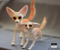 In Store: store.evethecat.com/product-category/pets/foxes/ Fennec, Pet Fox, Foxes, Pets, Store, Bjd Dolls, Larger, Business, Fox