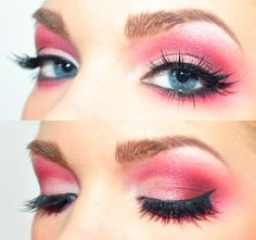 Here you can find different makeups. If you are a makeup fan, maybe you will be interested in my...