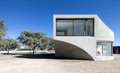View House réalisée par Mark Lee, Johnston Marklee Architects et Diego Arraigada. Argentina
