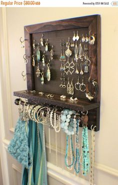 Jewelry Display Jewelry Tree Mounted Jewelry Display Jewelry