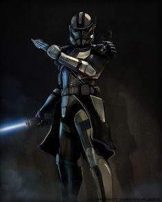 Jedi commando