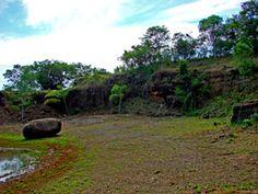 Cratera Vista Alegre. Coronel Vivida - Paraná.