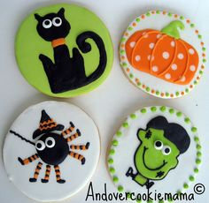 My fave Halloween cookies this year!!!