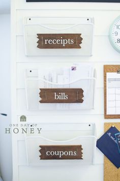5 Ways To Benefit From Having A Command Center 5 Ways To Benefit From Having A Command Center - Home by Jenn<br> Command Center Kitchen, Family Command Center, Command Centers, Chalkboard Command Center, Chalkboard Paint, Home Office Organization, Organization Hacks, Organizing Ideas, Bathroom Organization