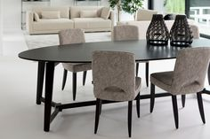 Dining Chairs, Dining Room, Dining Table, Kitchen Interior, Contemporary, Modern, Interior Styling, Armchair, Sofa