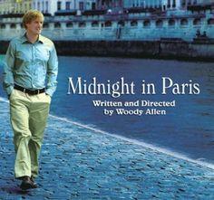 Midnight in Paris.   2011.   Scritto e diretto da Woody Allen.