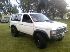Cars nissan pathfinder 1994