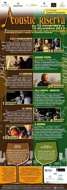Acoustic Riserva in Franciacorta http://www.panesalamina.com/2013/18148-acoustic-riserva-in-franciacorta.html
